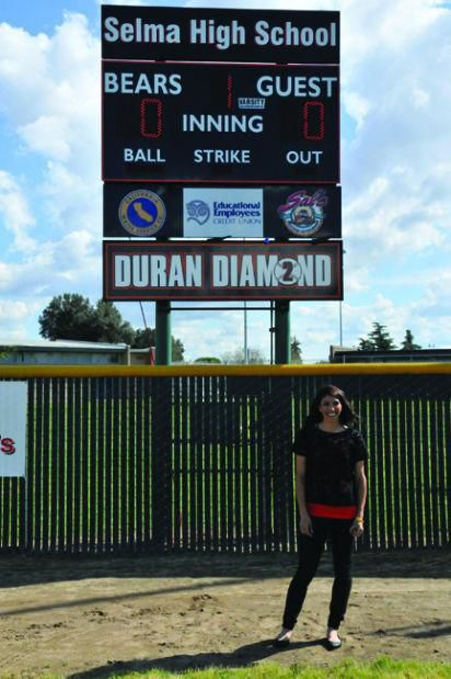Andrea Duran to be inducted into Fresno County Athletic Hall of Fame