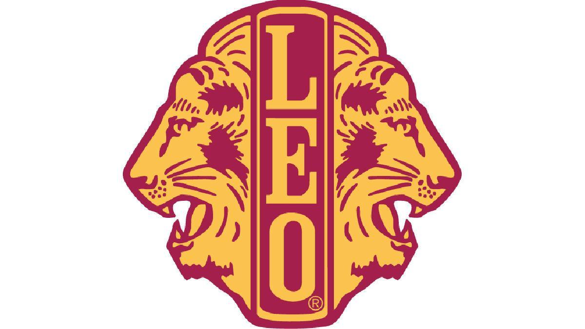 Lemoore Leos Club logo