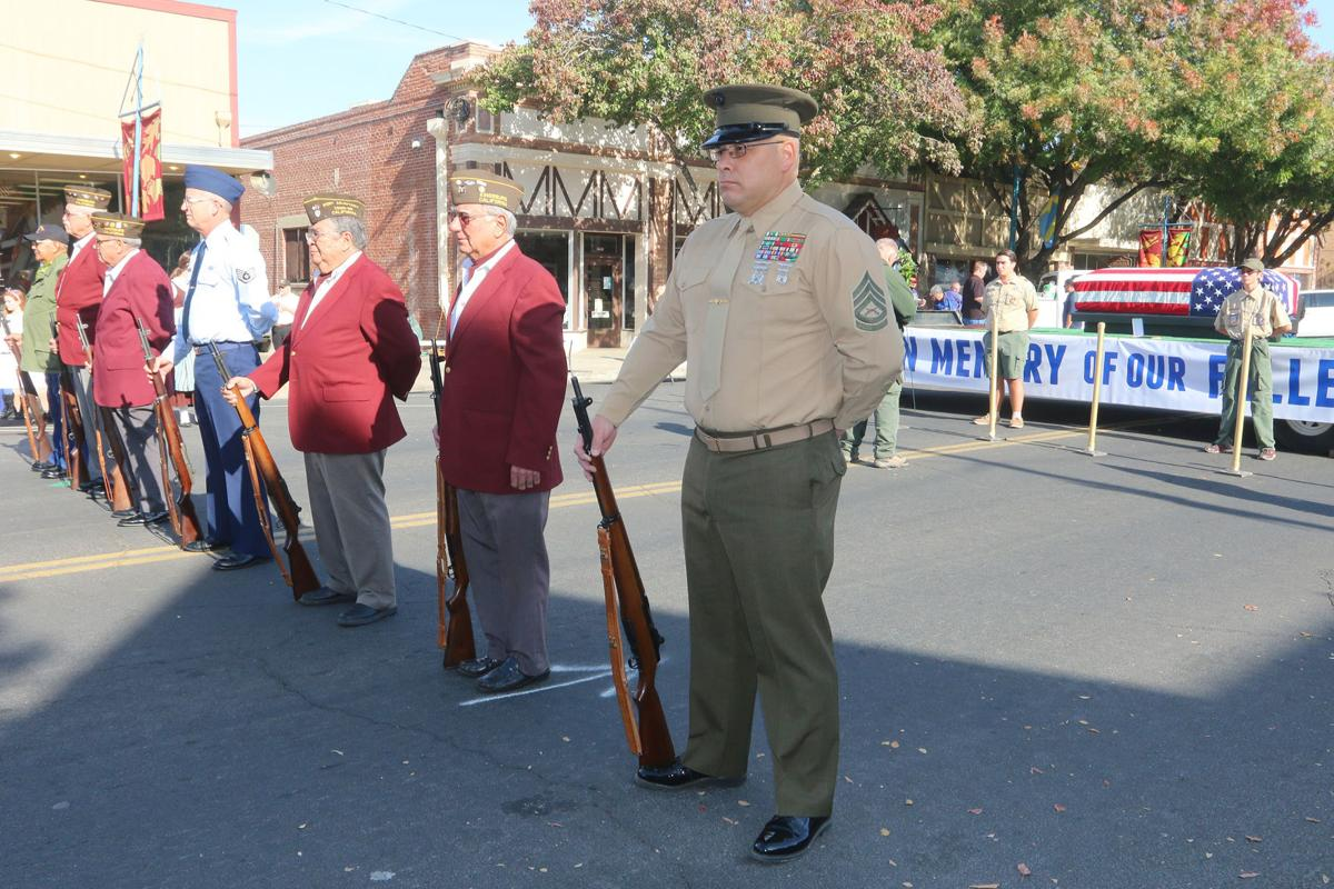 Veterans: VFW and Scouts