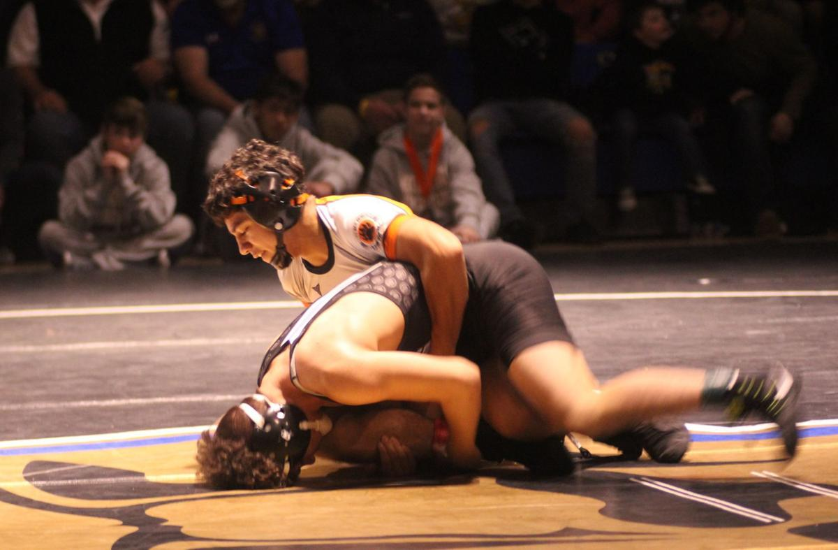 Figueroa, Lujan place first at Doc B