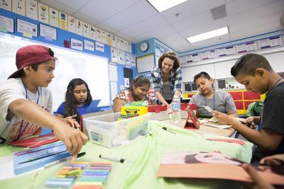Foundation: New teacher mentoring