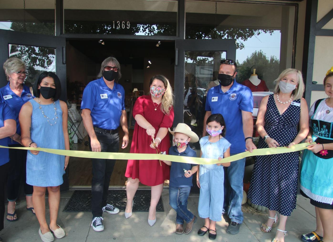 Heritage Co. Boutique holds ribbon-cutting ceremony