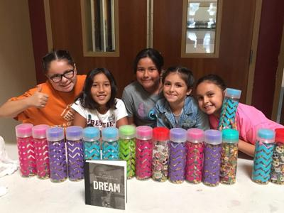 Tulare Jolly Rancher Reading Club