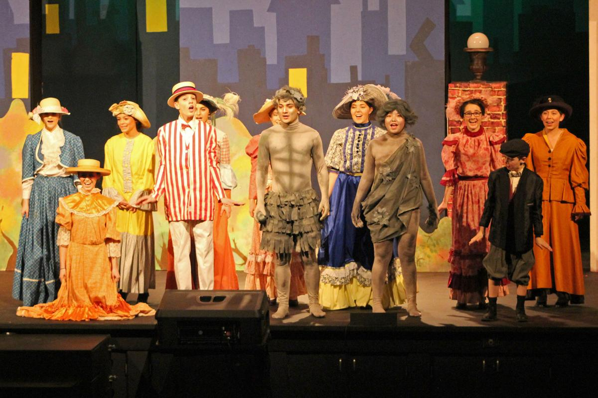 'Poppins': Jolly Holiday