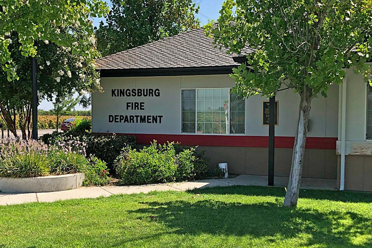 Kingsburg Fire Station: Reopening