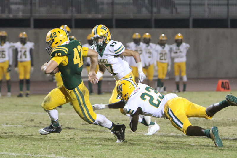 Kingsburg football: Bo Jackson