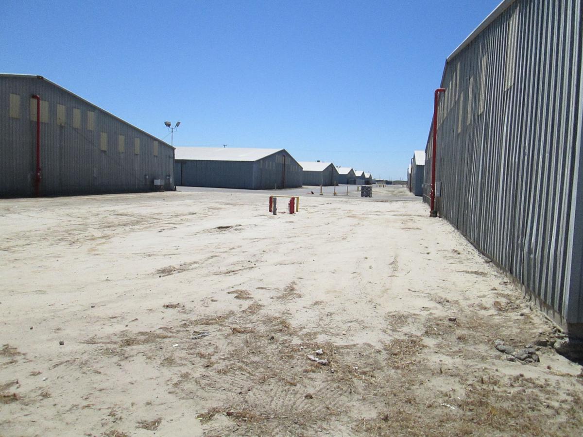 Calcot facility