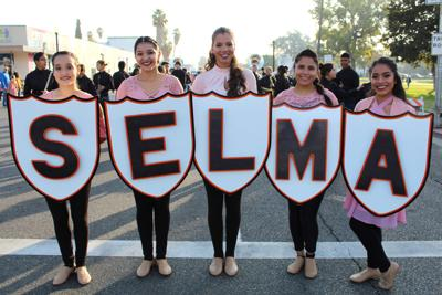 Entries: Marching Band Festival