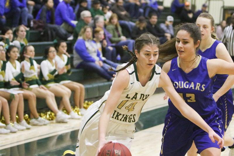 Kingsburg girls basketball: Maddy Reed