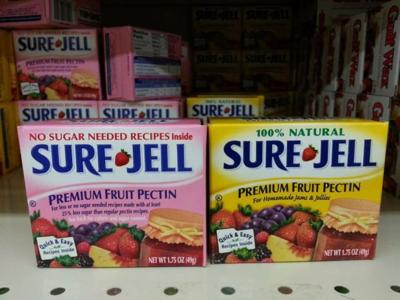 Jam expert gives advice after Sure-Jell directions mix-up