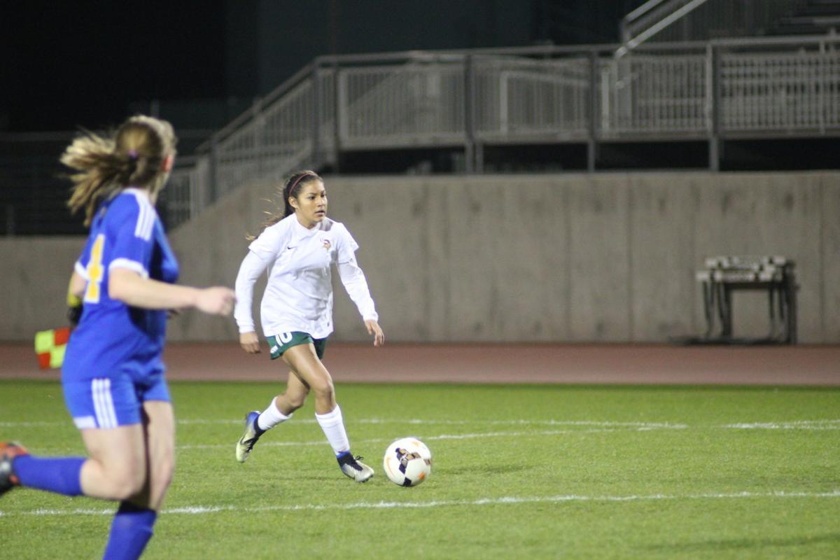 Kingsburg soccer: Marissa Montelongo