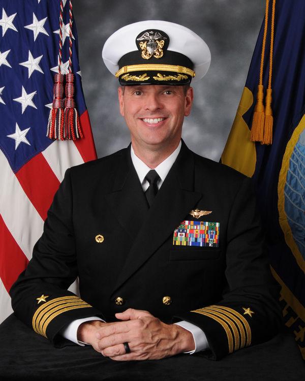 Capt. David James