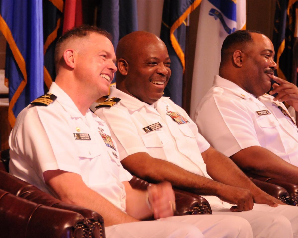 CNATTU Lemoore holds change of command