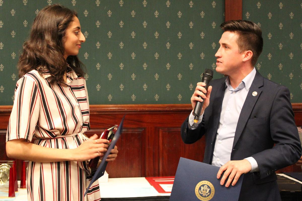Selma Chamber: Junior Citizen of the Year