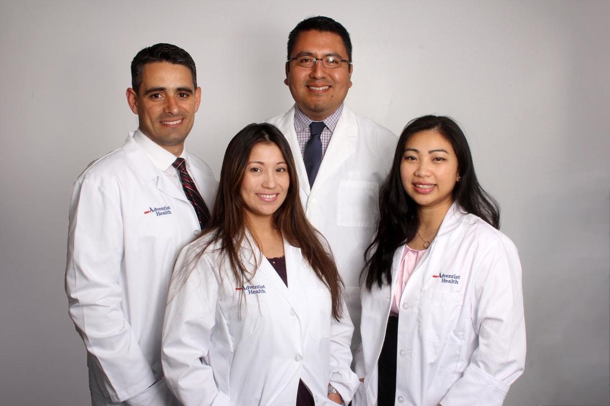 New resident physicians join community