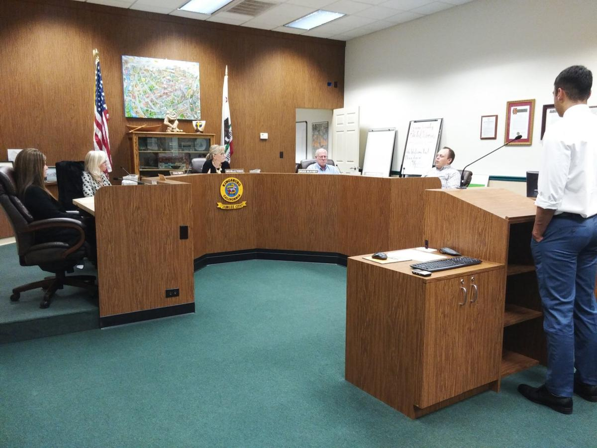 Kingsburg Council: Switching to district elections