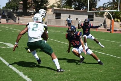 COS football's 'die-hard' players excited for season