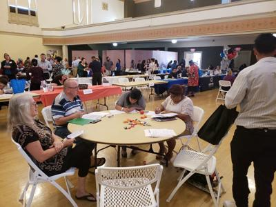 Hundreds seek employment at annual job fair | Local