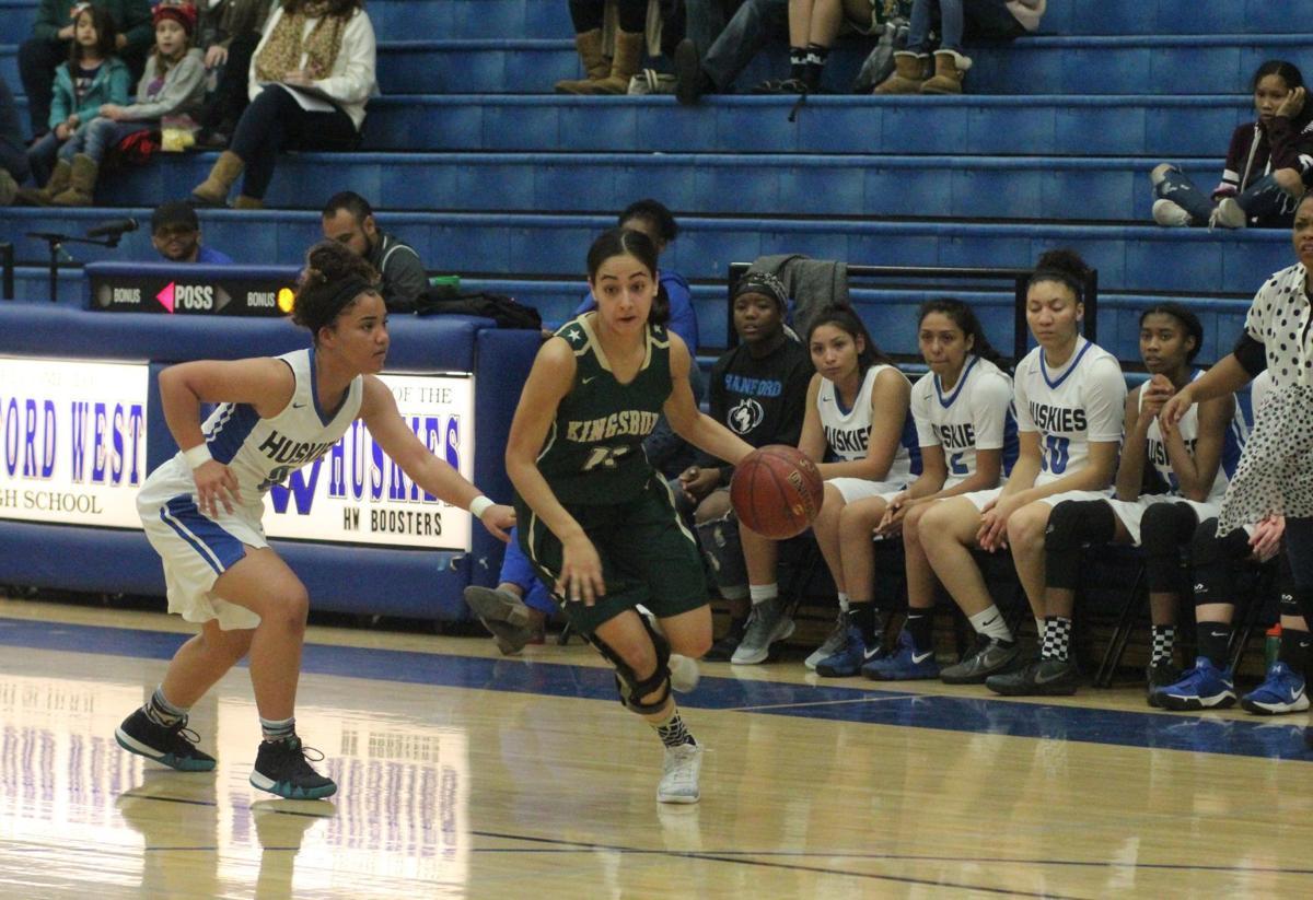 Kingsburg girls basketball: Nicole Merlo