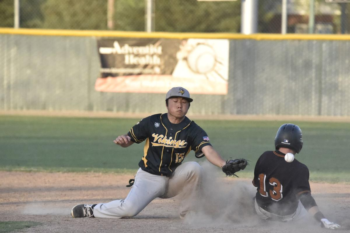 Selma/Kingsburg baseball
