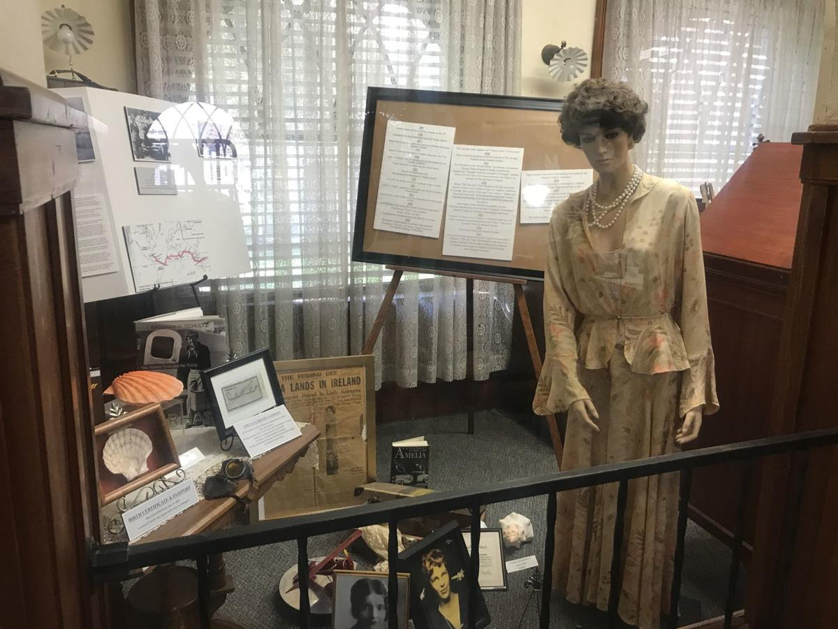 Amelia Earhart Carnegie Museum