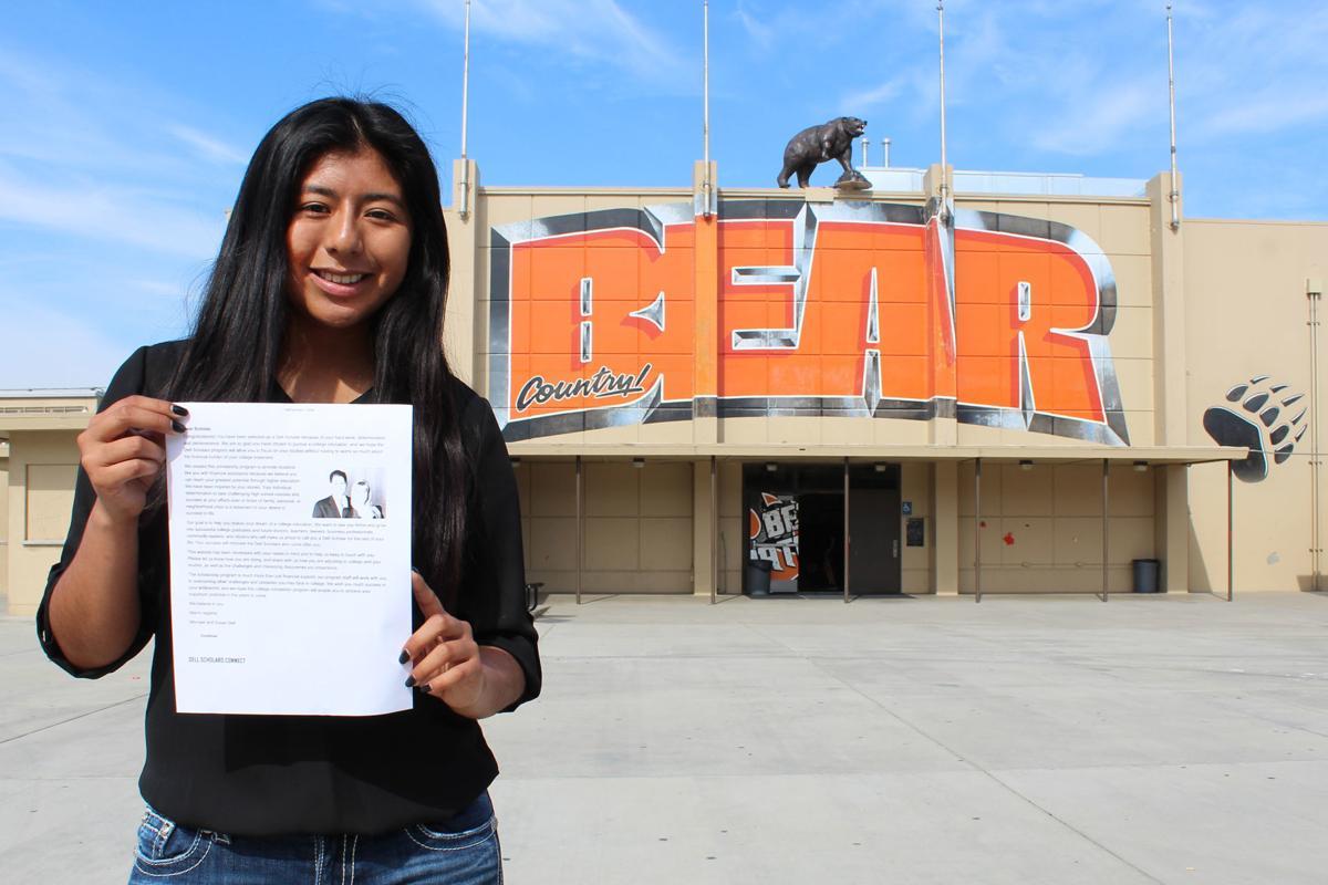 Selma High: Announcement letter