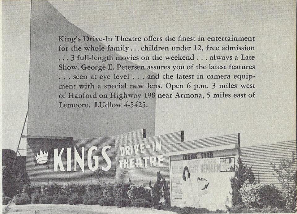 kings drive in
