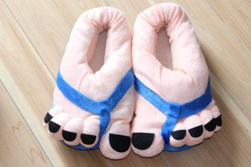 Not Quite Ready To Give Up Flip-flops? Try These Unique Slippers