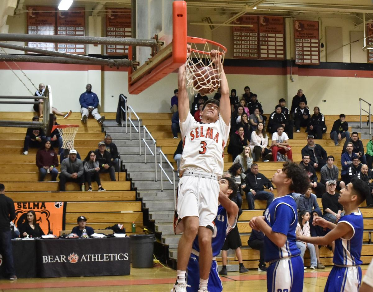 Selma basketball: William Pallesi
