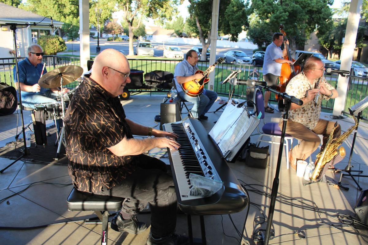 Selma summer concerts: Art in the Garden