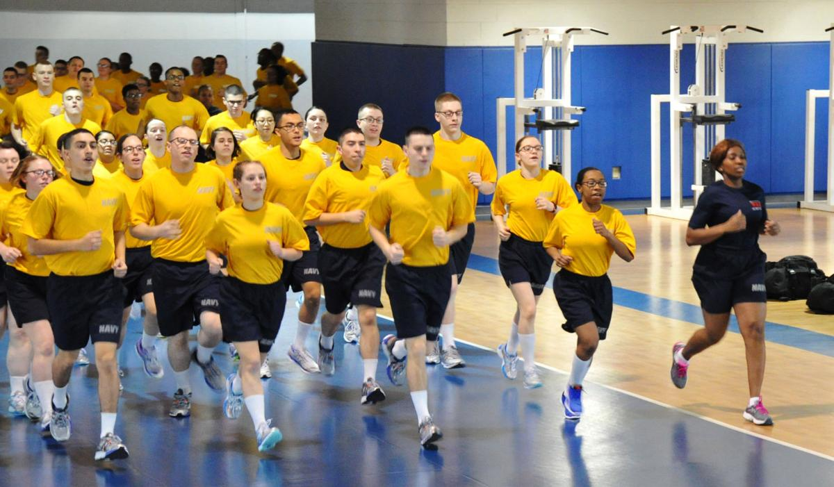 Navy sets new physical fitness standard to start Boot Camp