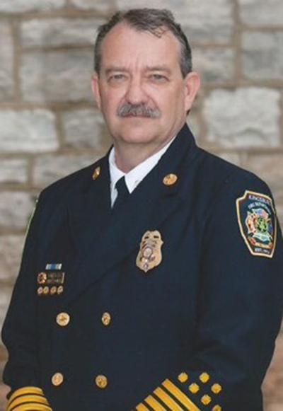 Kingsburg's Fire Chief: Tim Ray