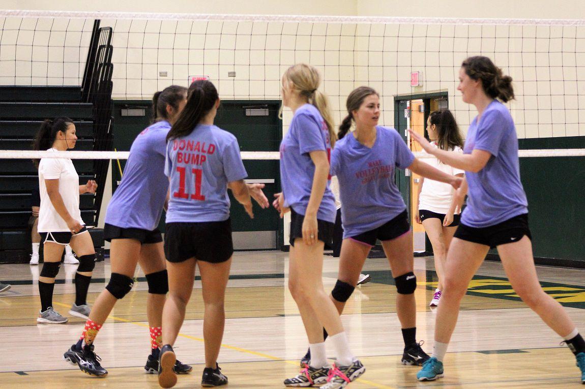 Kingsburg women's volleyball league