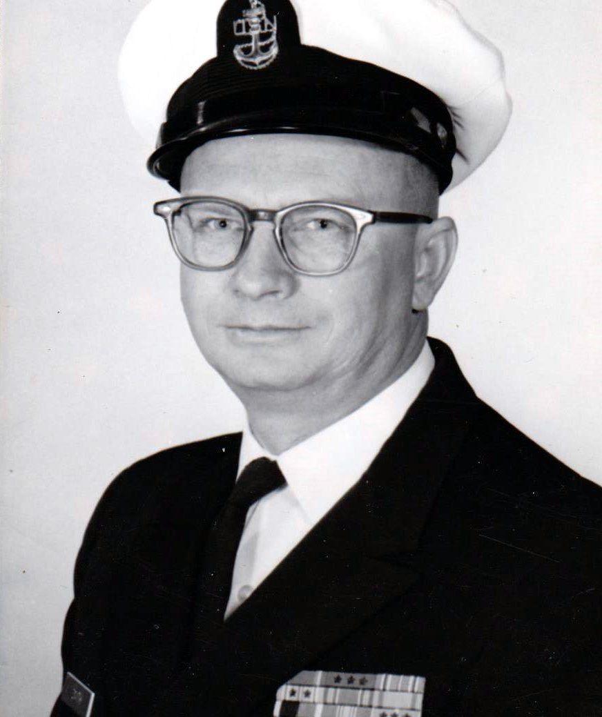 Ronald L. Smith ATC, USN (RET)