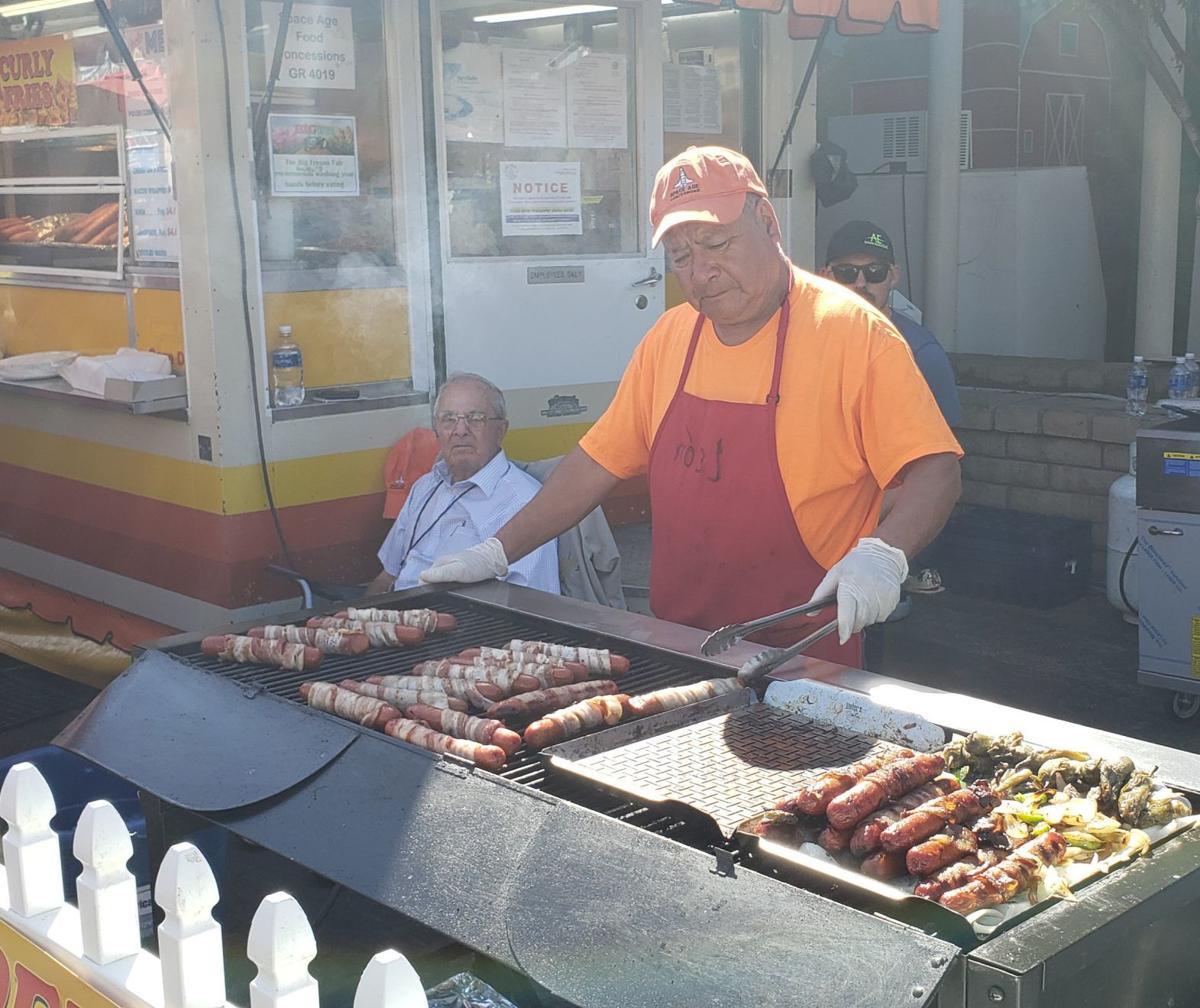 big fresno fair hot dogs