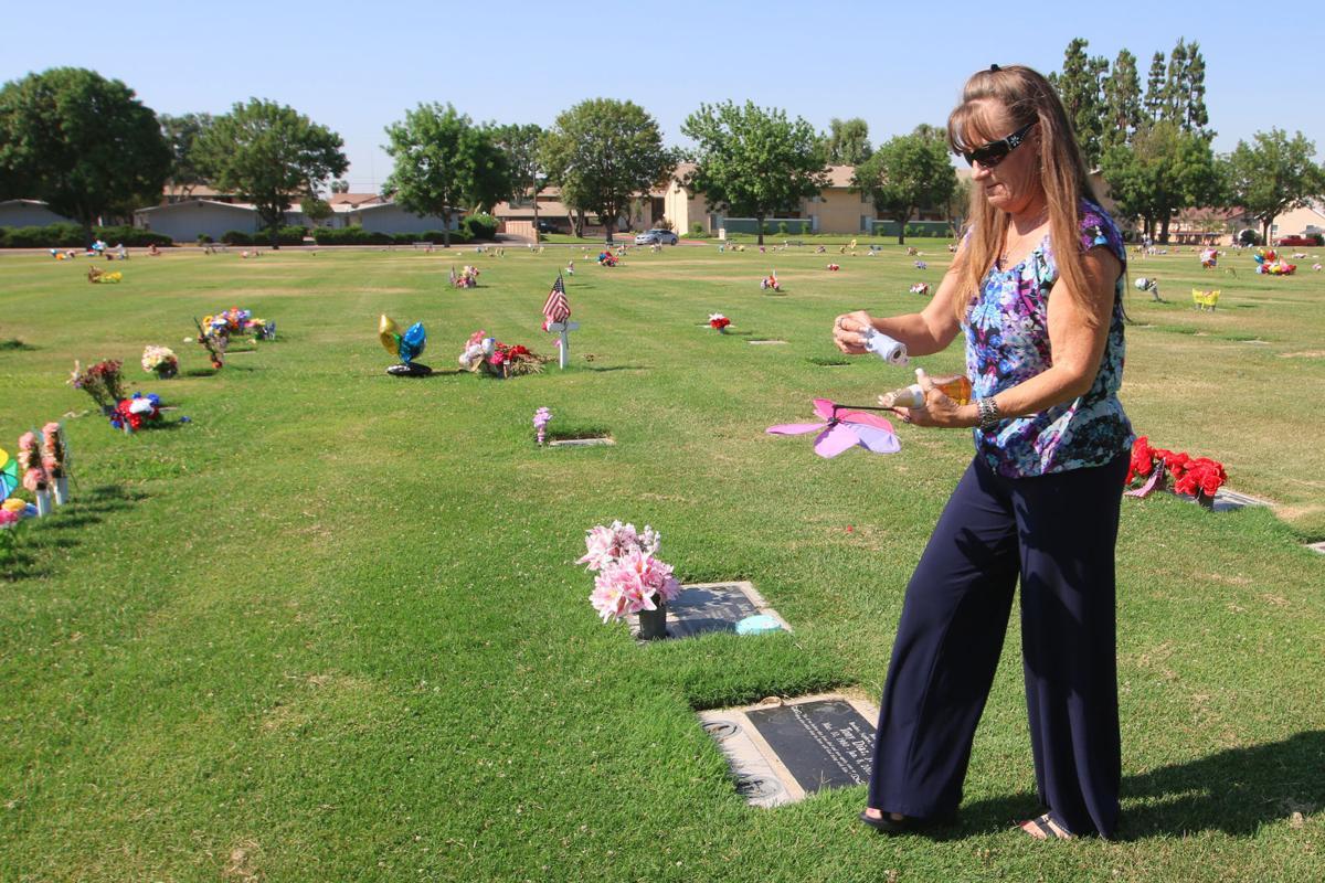 Cemetery: Sandi Miller
