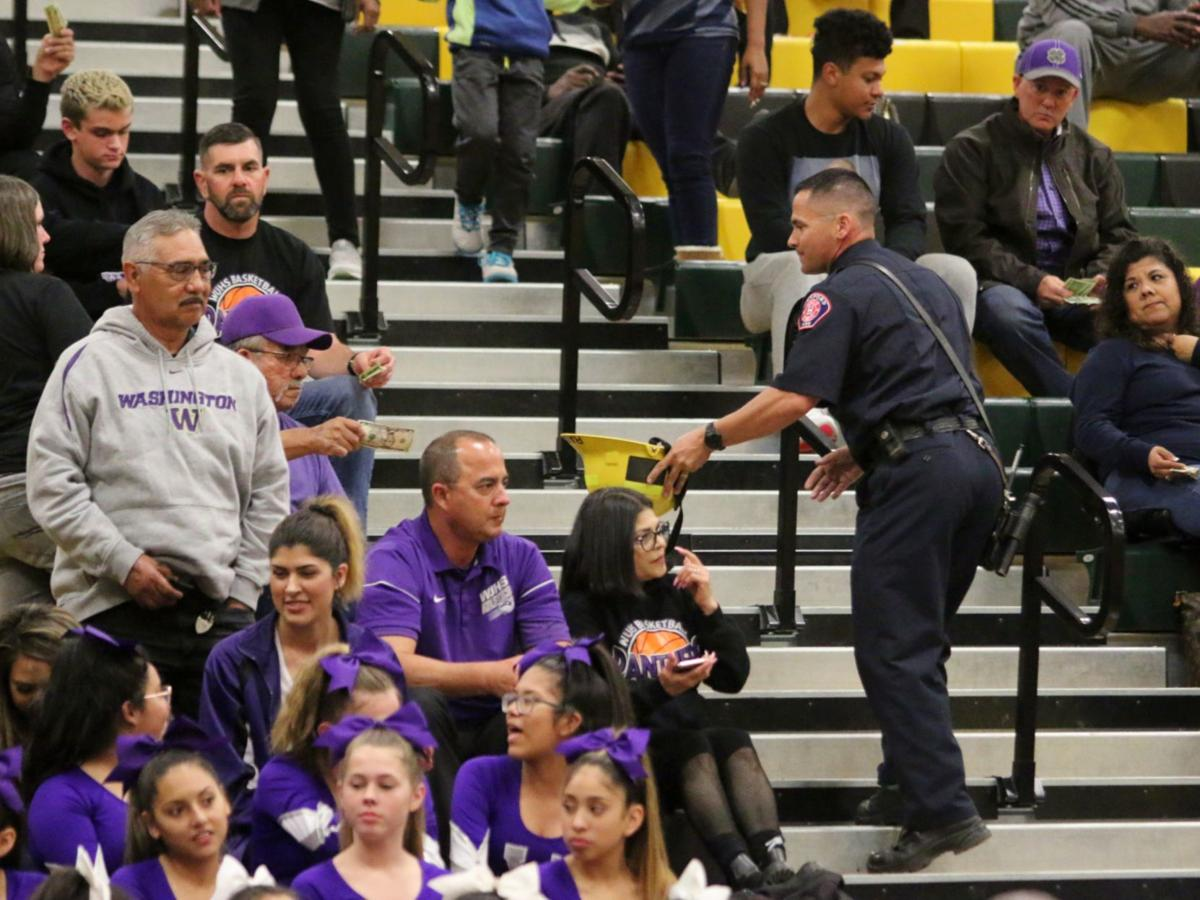 Sierra Pacific, Hanford Fire Department raise money for fallen firefighters' families