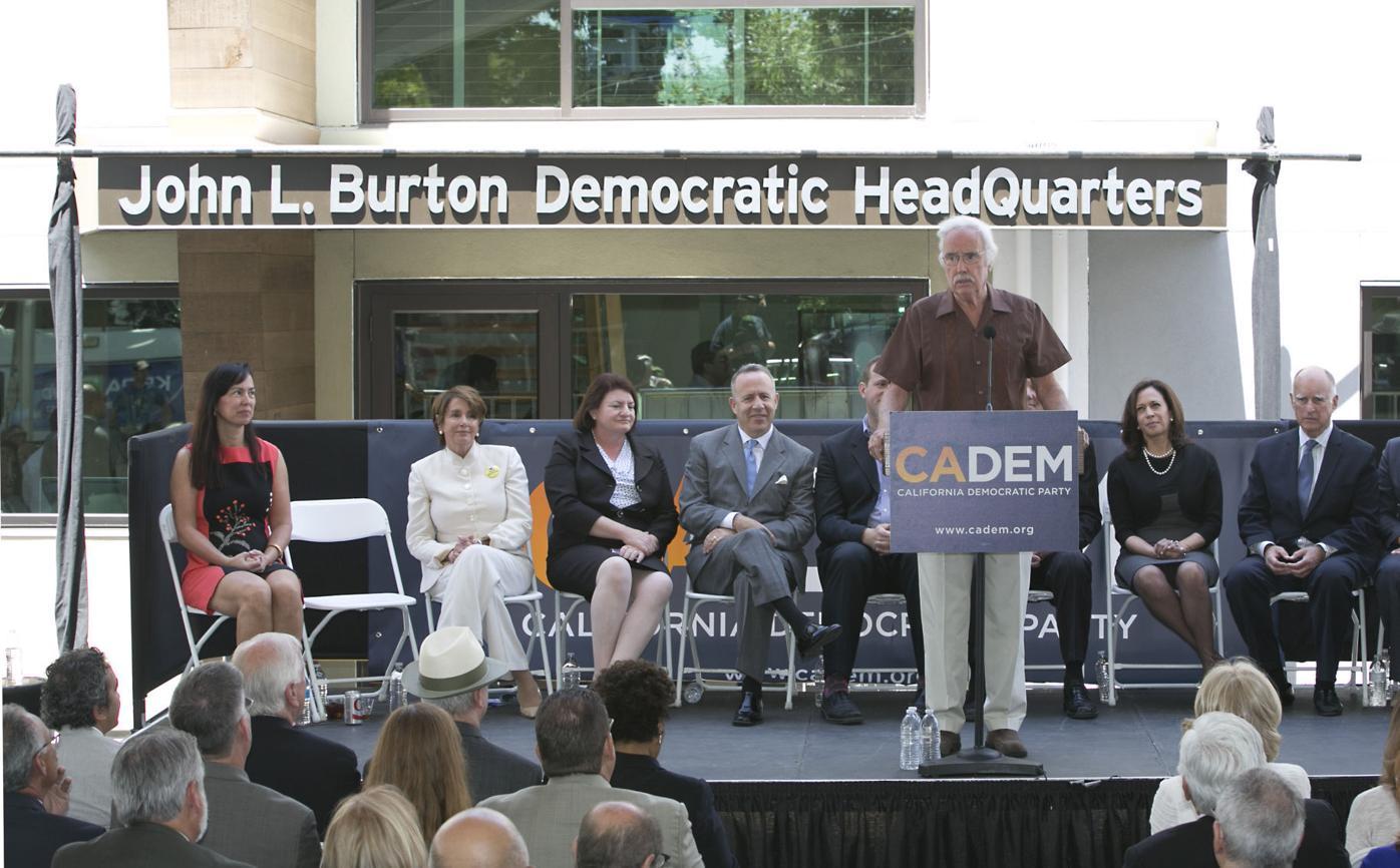 Democratic Headquarter Bomb Plot