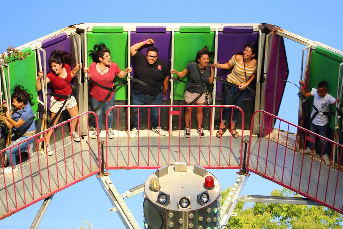 Raisin Festival: Rides