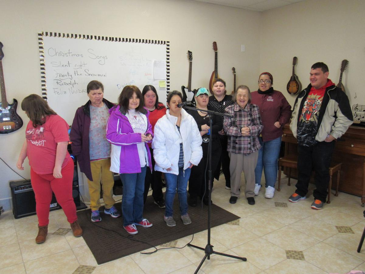 Kings Rehab Center music program