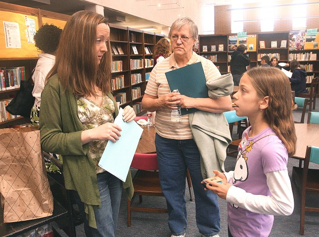 Library orientation for volunteers