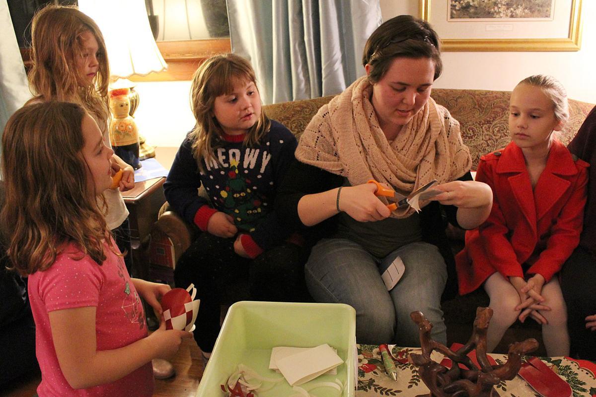 Traditions: Rebecca Holt