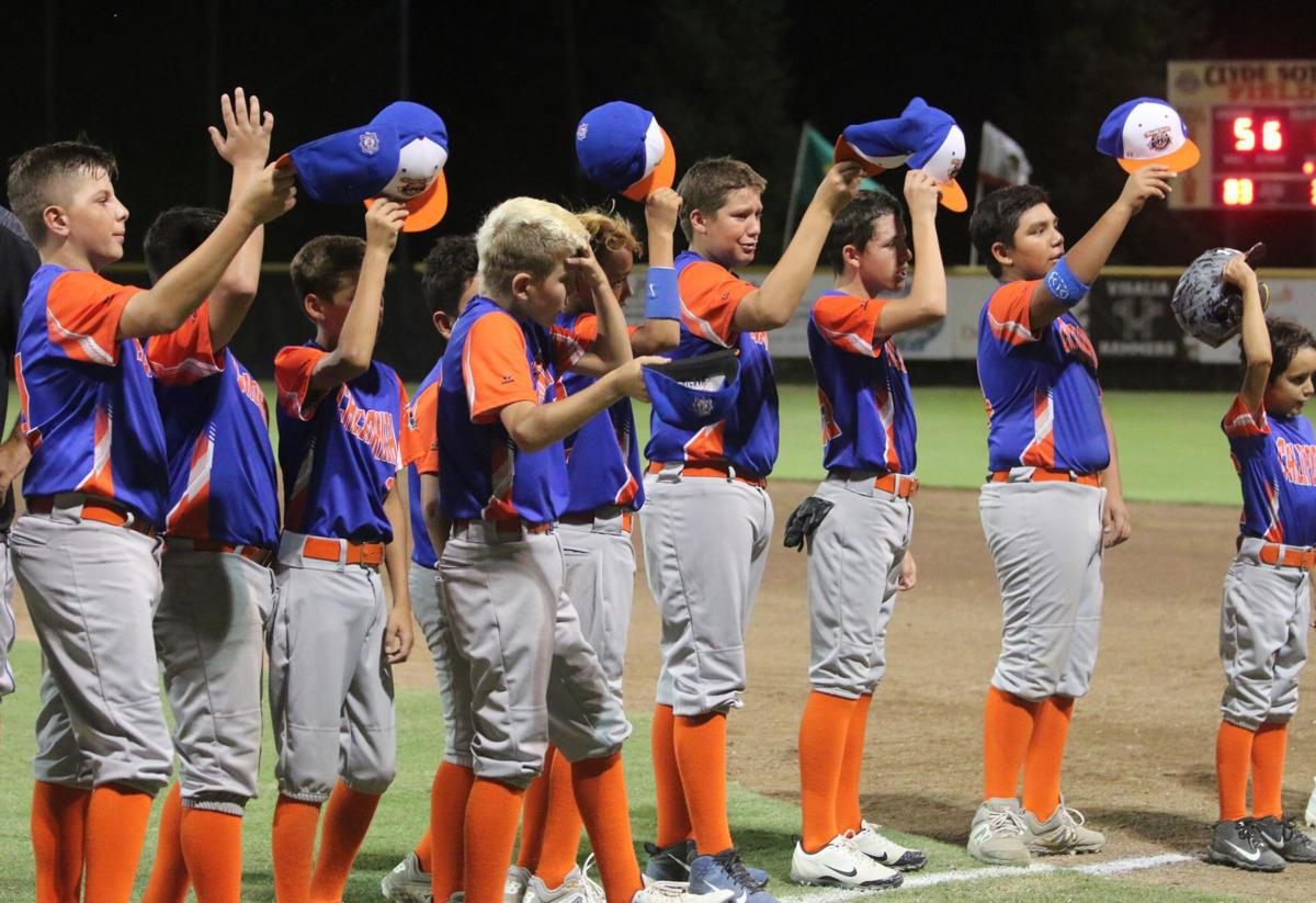 Central California's run comes to an end in championship bracket