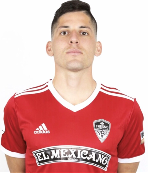 COS names Bustamante as men's soccer coach