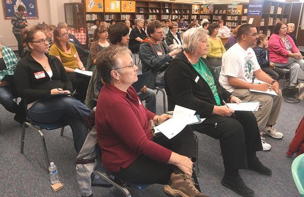 Library volunteers orientation
