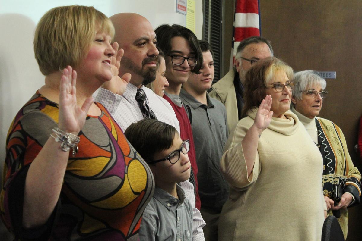 SUSD: Sworn in