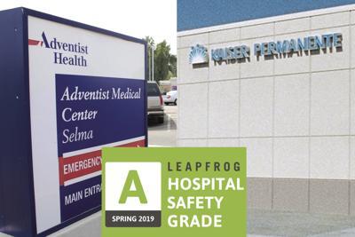 Local hospitals: Earn A's