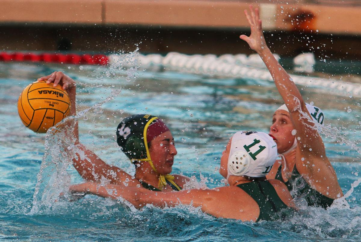 Sierra Pacific Reedley water polo playoff