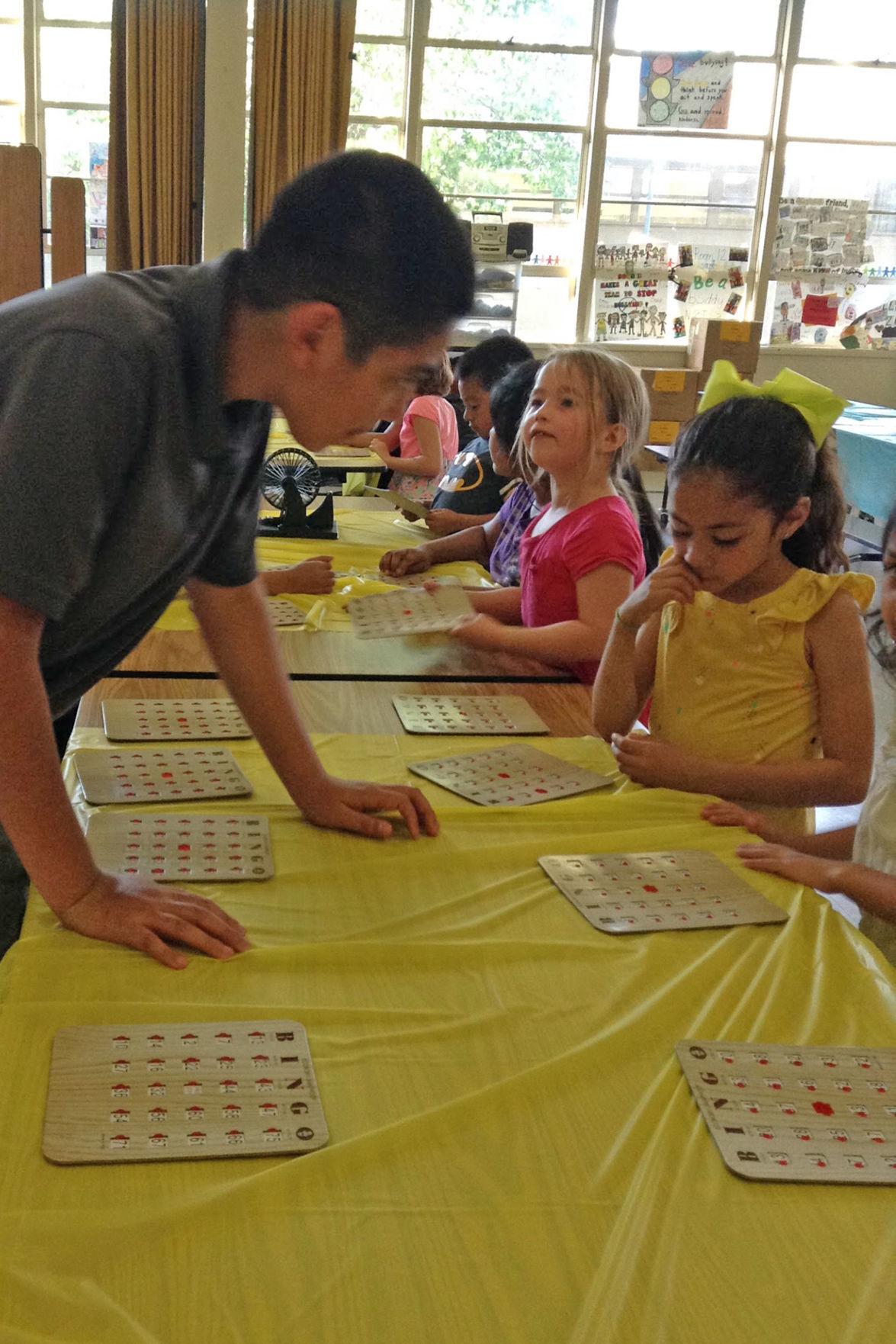 Roosevelt: Children's activities