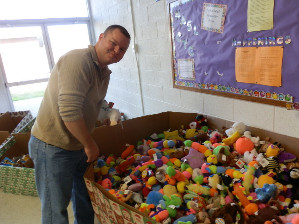 Operation Homefront Toy-Drive